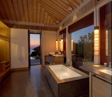 Pool Pavilion Bathroom